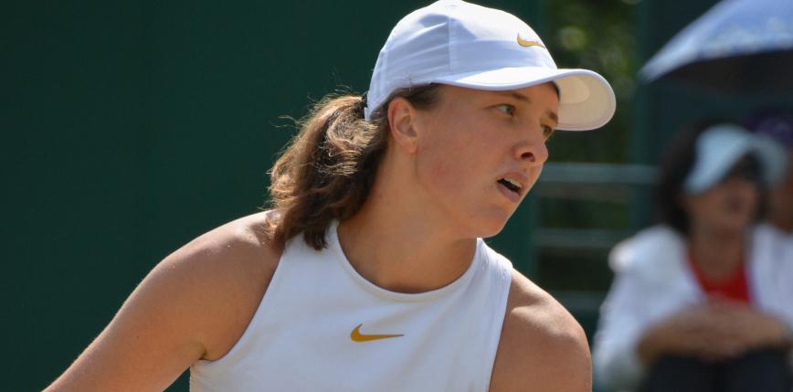 Australian Open: świetny mecz Świątek, Polka awansuje do III rundy