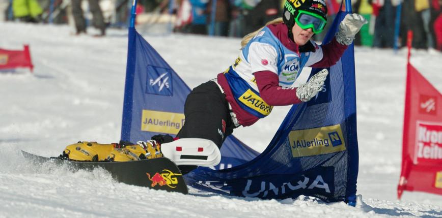 Snowboard - PŚ: Ulbing i Karlagachew najlepsi w Moskwie