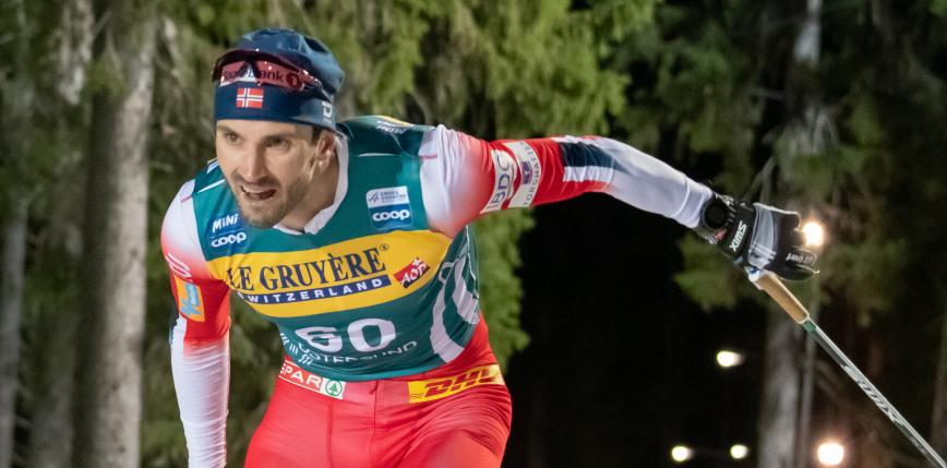 Biegi narciarskie - MŚ: norweskie podium na 15 km, dobry wynik Burego