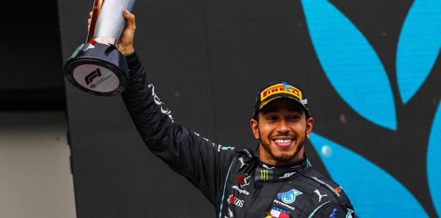 F1 – Grand Prix Portugalii: zwycięstwo Lewisa Hamiltona