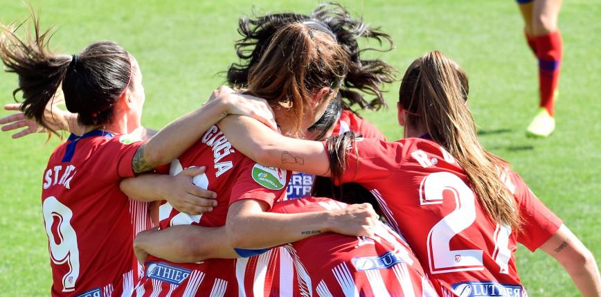 Piłka nożna kobiet: derby Madrytu dla Atleti, kolejne trafienie Ewy Pajor