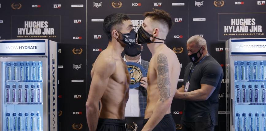 MTK Global Boxing: przykra wpadka Eryka Apresyana. Zwycięstwa McGregora i Hughesa