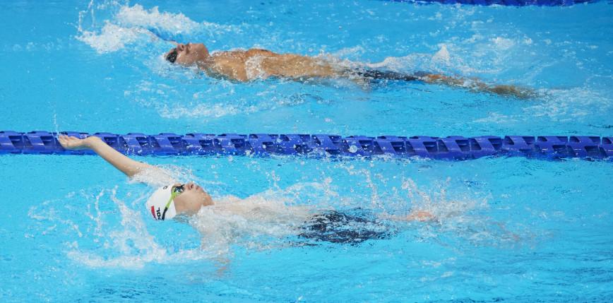 Tokio 2020 - Pływanie: Kamil Otowski płynął w finale
