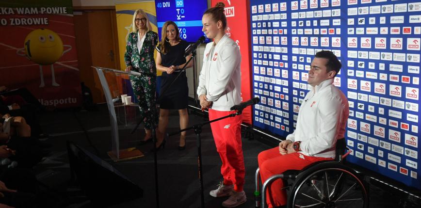 Tokio 2020: 89 sportowców w kadrze Polski na igrzyska paraolimpijskie!