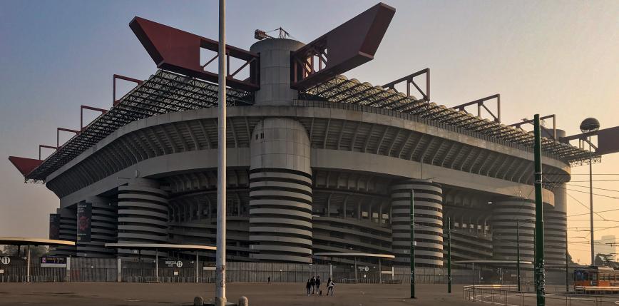 """Serie A: mecz o """"sześć punktów"""" na Stadio Giuseppe Meazza"""