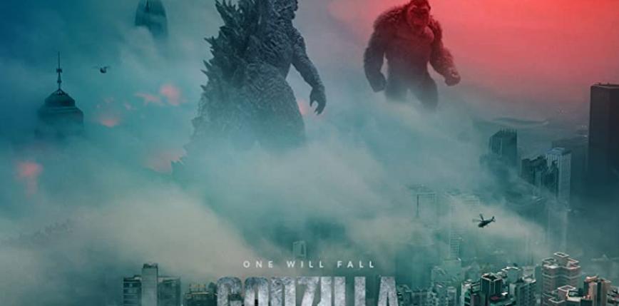 """""""Godzilla vs. Kong"""" z kolejnym kasowym sukcesem"""
