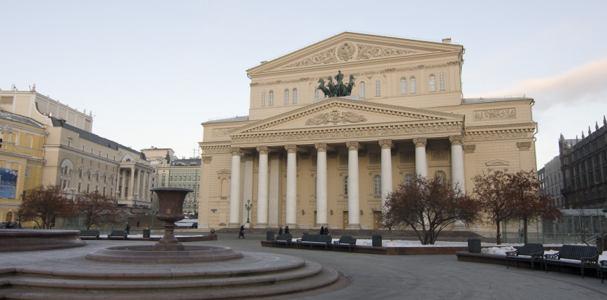 Rosja: śmierć na scenie w Teatrze Bolszoj