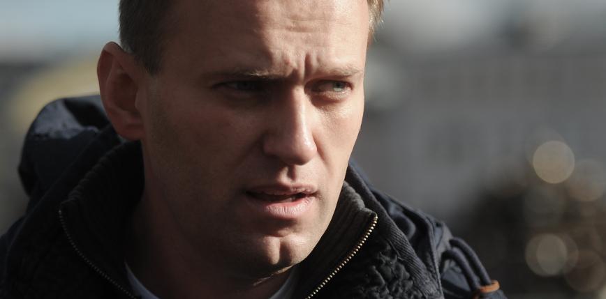Rosja: apelacja Nawalnego odrzucona przez sąd