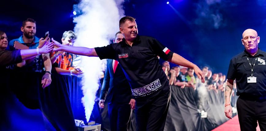 Dart - WGP: Ratajski lepszy od mistrza świata!