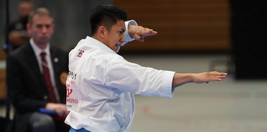 Tokio 2020 - Karate: Japończycy dopięli swego