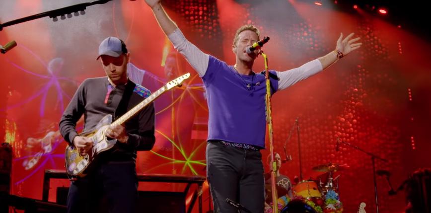 Coldplay wraca z nową muzyką