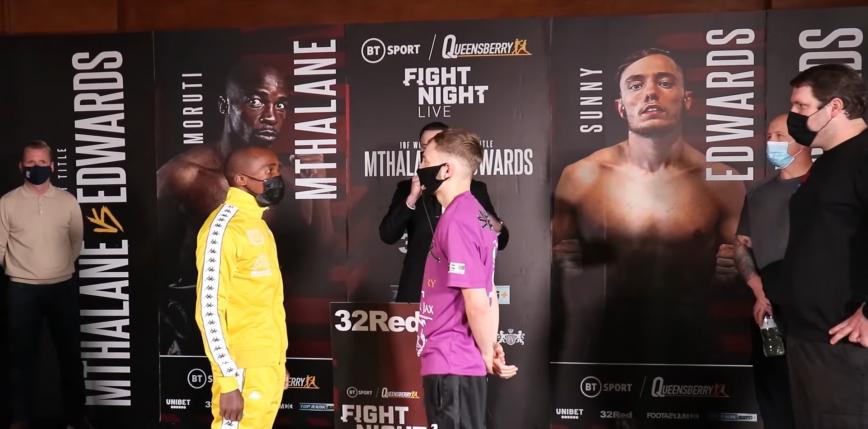 Queensberry Boxing: Sunny Edwards z pasem IBF w wadze muszej