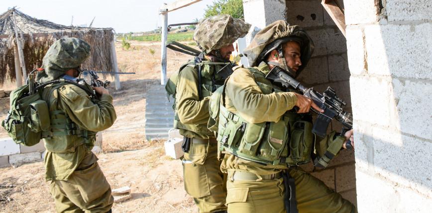 W starciach z izraelską armią zginęło 4 Palestyńczyków