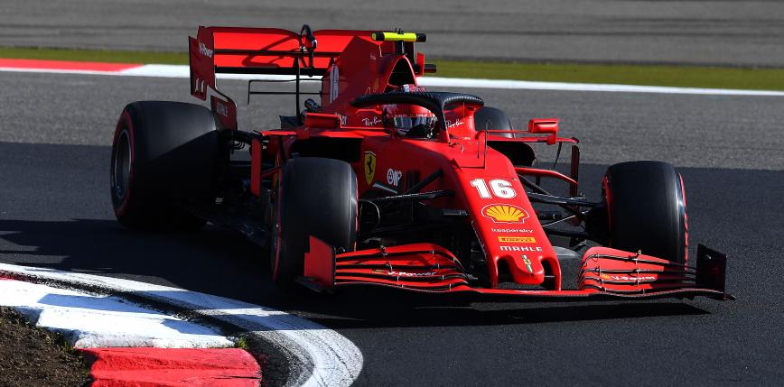 Formuła 1: zmiany techniczne w bolidach Ferrari - sezon 2021