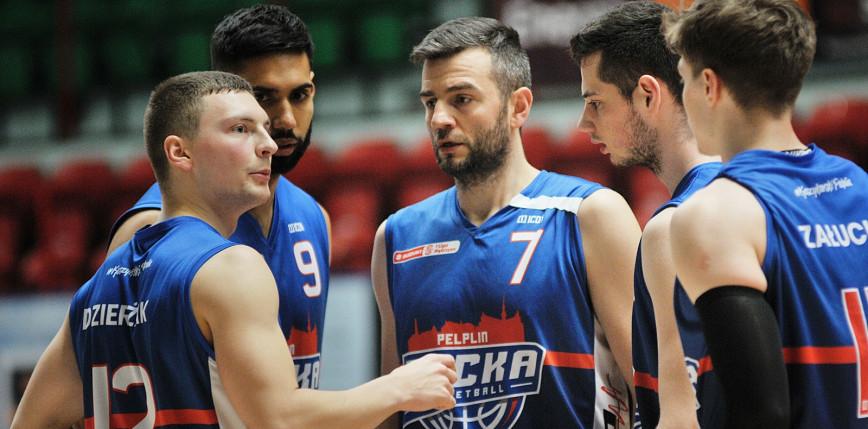 Koszykówka - Suzuki 1LM: Górnik liderem, niespodzianka w Pelplinie