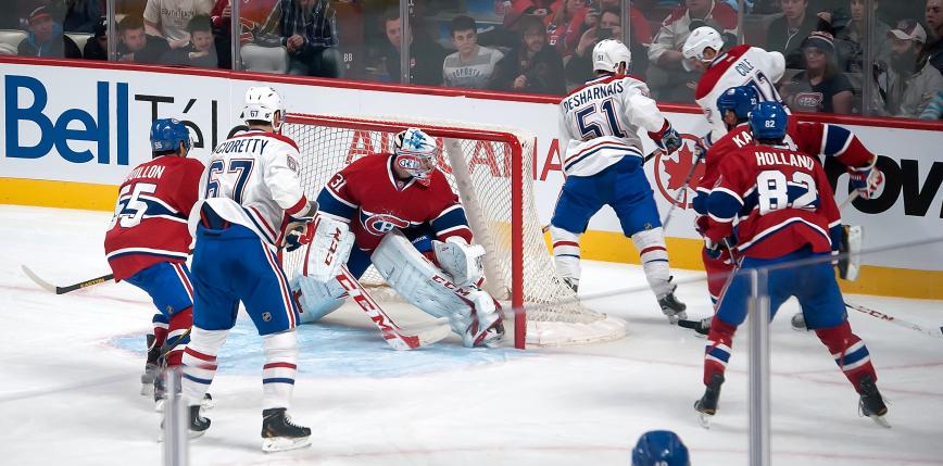 Hokej - NHL: Montreal Canadiens dalej w grze o Puchar Stanleya!