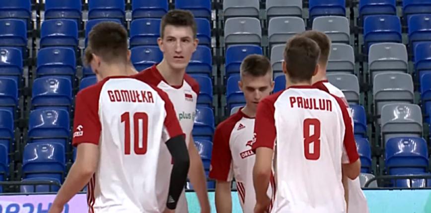 Siatkówka - MŚ U21: podopieczni Daniela Plińskiego z kolejnym zwycięstwem
