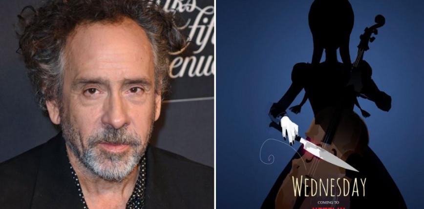 Tim Burton nakręci serial o Wednesday Addams