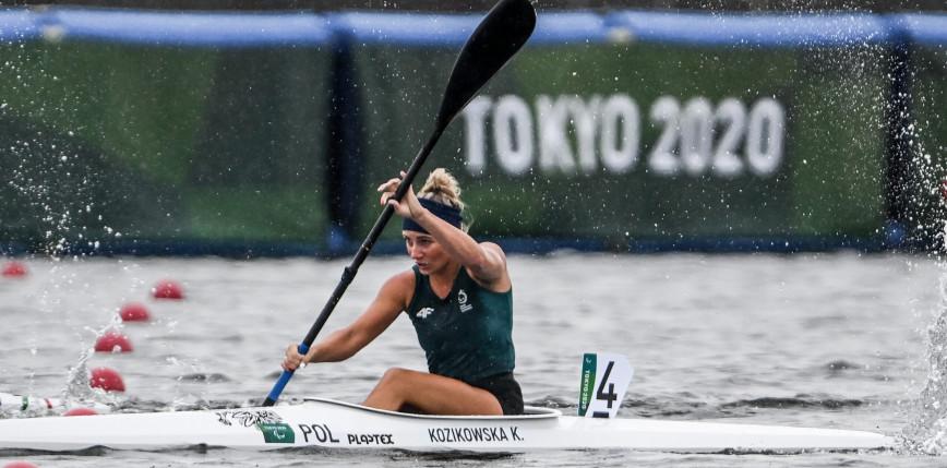 Tokio 2020 - Kajakarstwo: Kozikowska blisko medalu