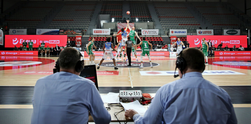 Koszykówka - EBL: co słychać w zespołach Energa Basket Ligi?