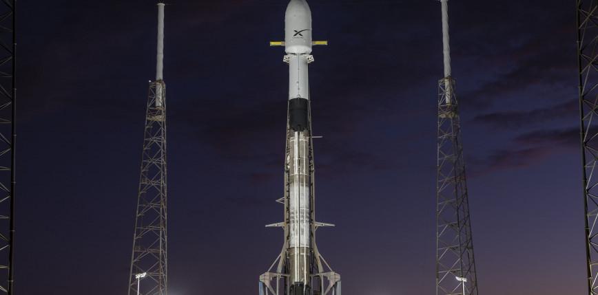 Opóźnienia w misjach Starlink oraz pierwsze testy Starshipa SN10