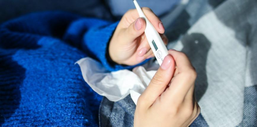 Ozdrowieńcy 4 razy bardziej narażeni na NOP
