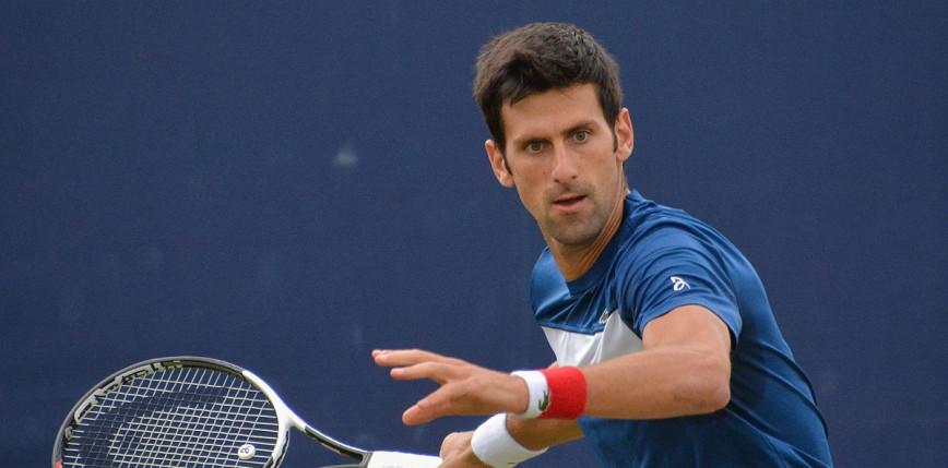 Tenis - US Open: powrót na kort Novaka Djokovica