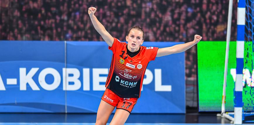PGNiG Superliga Kobiet: Zagłębie gromi w świętej wojnie