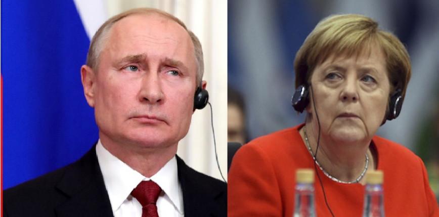 Moskwa - Berlin. Rozmowy o wspólnej szczepionce przeciw COVID-19?