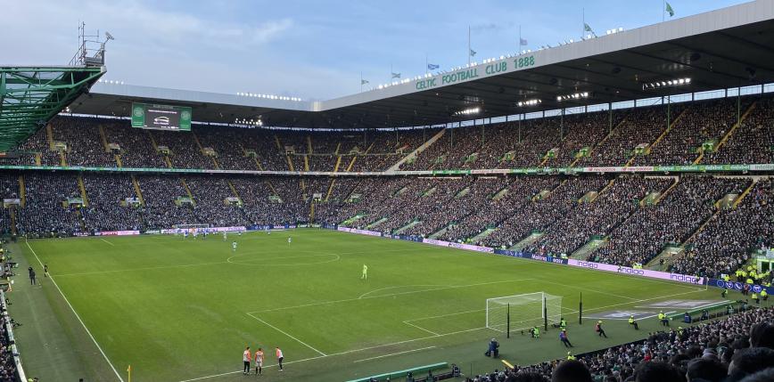 Piłka nożna: czas na Old Firm Derby!