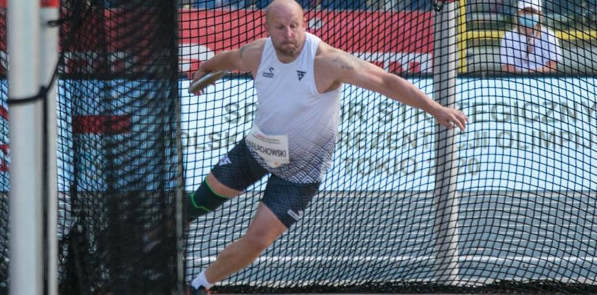 Lekkoatletyka - MP: złoto dla Małachowskiego, nowy rekord mistrzostw Kaczmarek