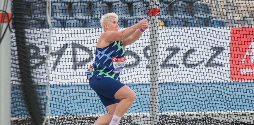 Lekkoatletyka: zwycięstwo Włodarczyk w Szekesfehervar