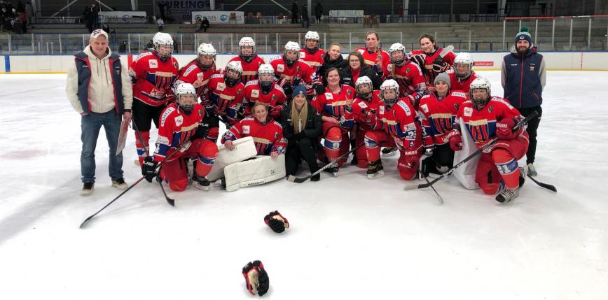 Hokej - PHLK: Polonia Bytom z kolejnym mistrzostwem Polski