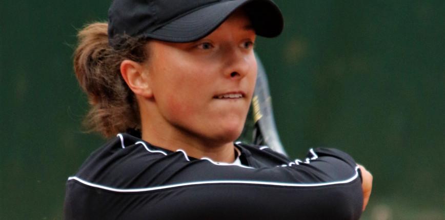 Tenis - Indian Wells: ekspresowe zwycięstwo Igi Świątek