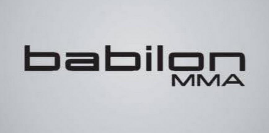 Babilon MMA 20: Łukasz Sudolski zawalczy o pas