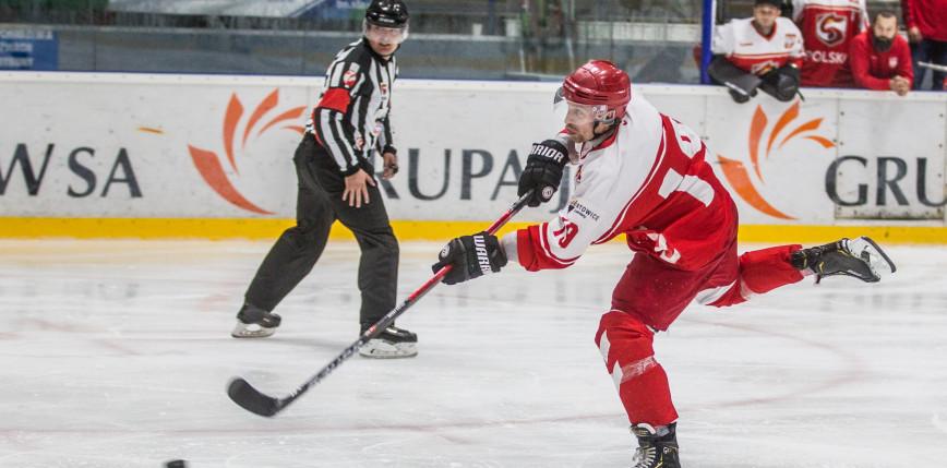 Hokej – Kwalifikacje IO: Polska przegrała ze Słowacją