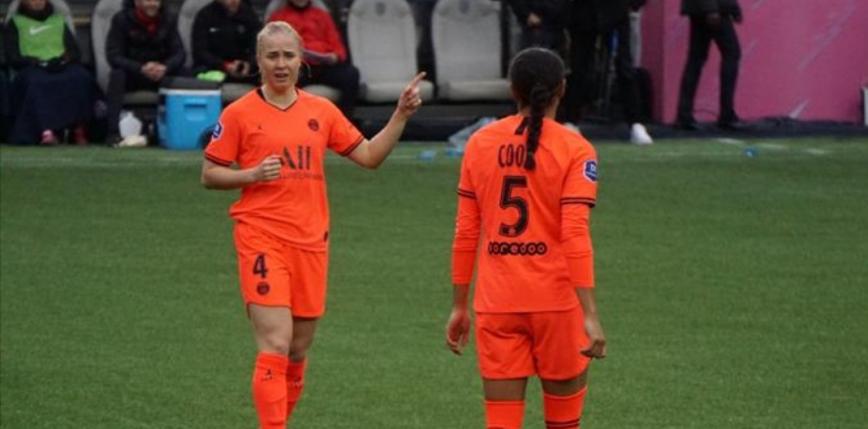 Piłka nożna kobiet: OL Lyon i Paris Saint-Germain grają dalej