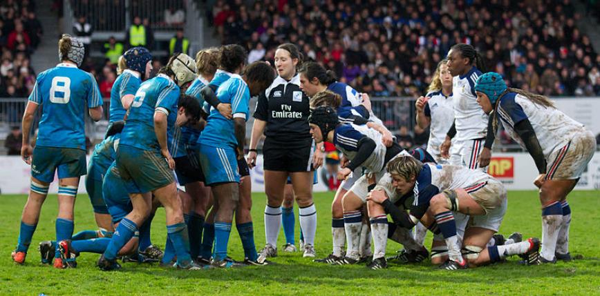 Rugby: Puchar Sześciu Narodów kobiet i U-20 przełożone