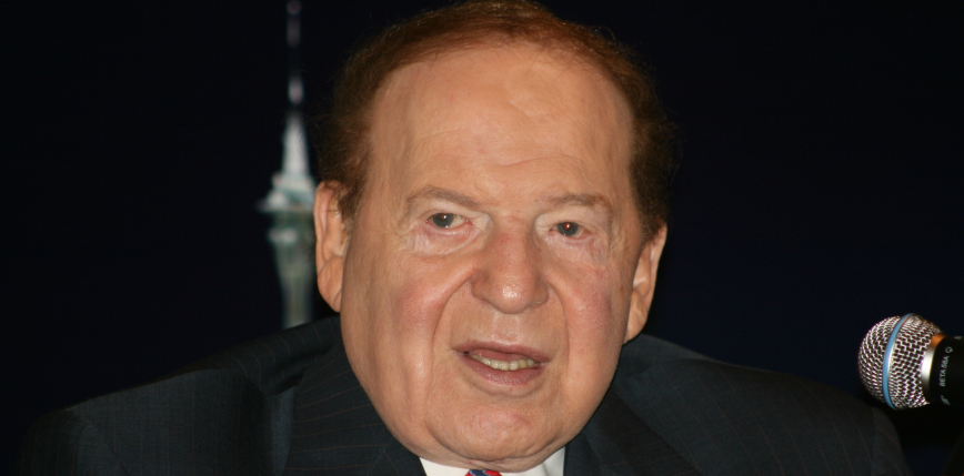 USA: nie żyje Sheldon Adelson