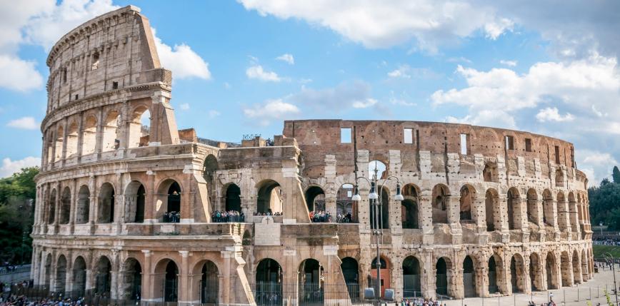 Rzym: arena Koloseum zostanie odbudowana