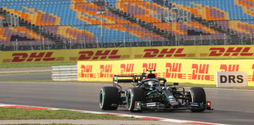 Formuła 1: Valtteri Bottas wystartuje z pole position