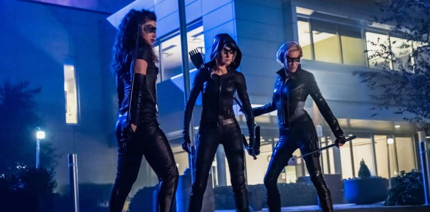 "The CW: ,,Green Arrow & The Canaries"" anulowane"