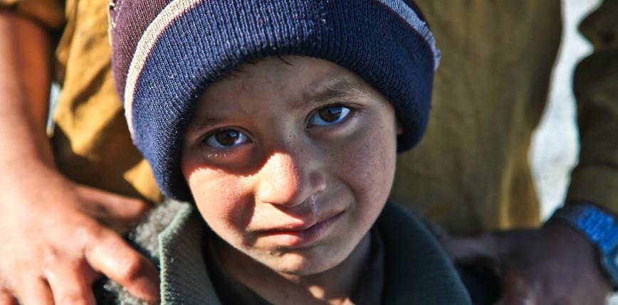 ONZ: w 2020 roku ponad 8,5 tys. dzieci wykorzystano jako żołnierzy