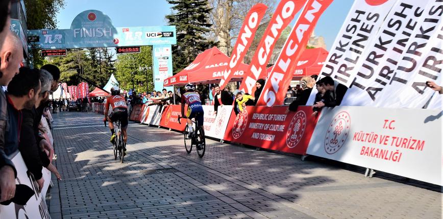 Tour of Turkey: zwycięstwo Diaza. Dobra jazda Aniołkowskiego