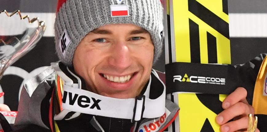 Skoki narciarskie - TCS: Kamil Stoch wygrywa Turniej Czterech Skoczni!