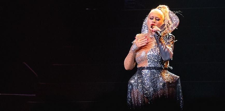 """Christina Aguilera nagrała piosenkę promującą drugą część """"Rodziny Addamsów"""""""