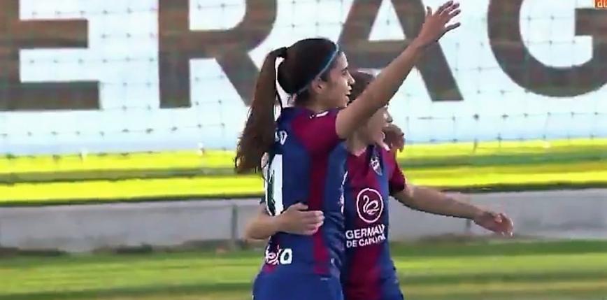 Piłka nożna kobiet: fantastyczna końcówka Levante, porażka Realu w ostatnich sekundach!