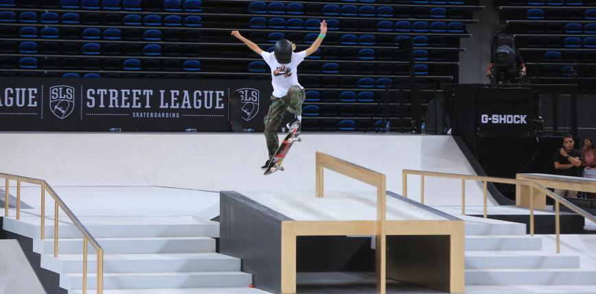 Skateboarding – MŚ: japońska dominacja w Rzymie