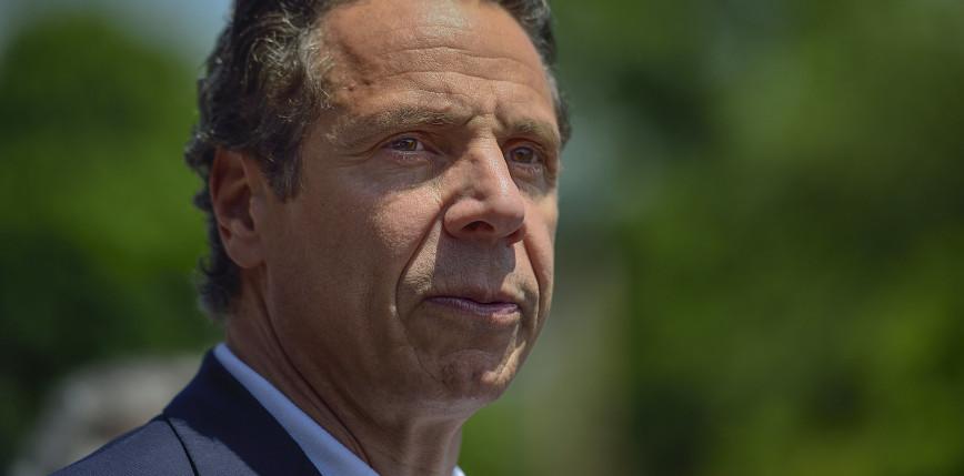 Gubernator Nowego Jorku Andrew Cuomo ustępuje z urzędu po zarzutach o molestowanie