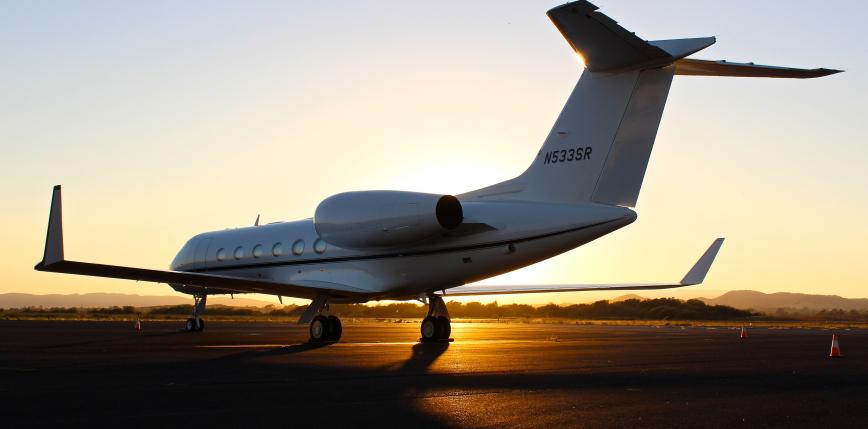 Islandia: ponadprzeciętny wzrost liczby prywatnych samolotów